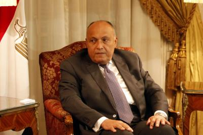 Libyan, Egyptian FMs discuss mutual cooperation