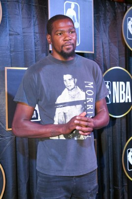 Life comes a full circle for Kevin Durant