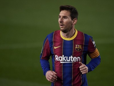 Lucky to have worked under Guardiola, says Messi