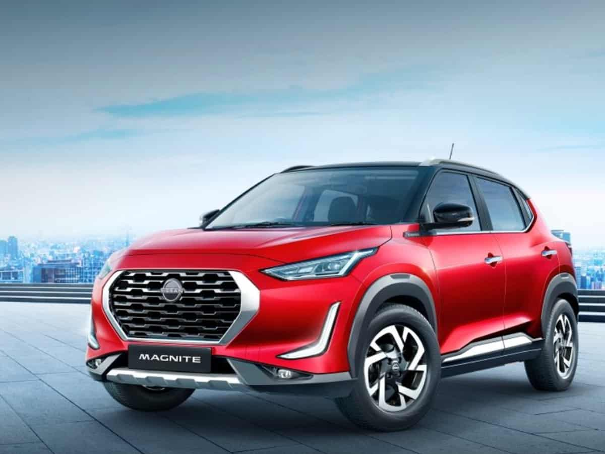 Nissan Motor unveils compact SUV 'Magnite' at Rs 4.99 lakh in Chennai