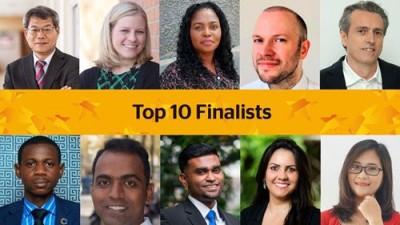 Maha village academic wins Global Teacher Prize worth Rs 7.4 cr (Ld)