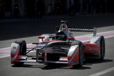 Mahindra first Formula E team to sign up for Gen 3 regulations