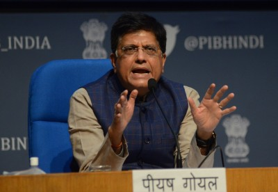Make railways parcel services more customer-friendly: Goyal