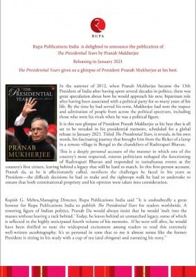 Manmohan was preoccupied with saving coalition, Modi autocratic in 1st term: Pranab Mukherjee in memoirs