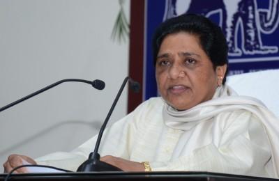 Mayawati demands withdrawal of farm laws