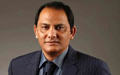 Md Azharuddin has close shave as his car turns turtle in Rajasthan