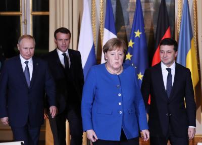 Meeting of advisers to Normandy 4 leaders likely in Jan