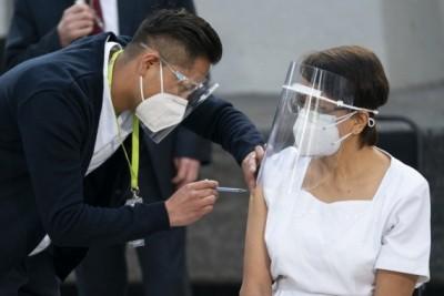 Mexico kicks off Covid-19 vaccination campaign