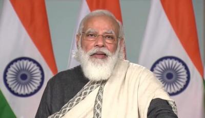 Modi releases book on Atal, calls him visionary leader