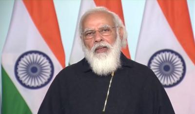 Modi to flag off 100th Kisan Rail on Monday