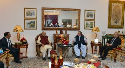 Modi's letter to Sharif may rekindle old friendship