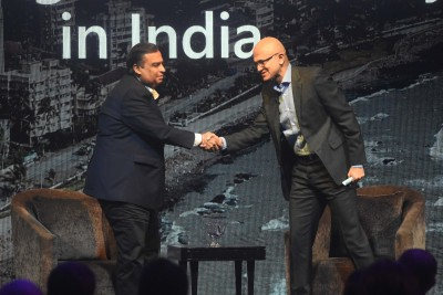 Mukesh Ambani calls for policy steps for early roll out of 5G