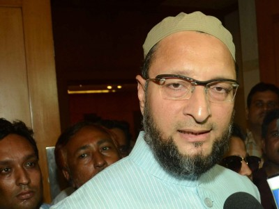 Muslim voters are not your 'jagir': Owaisi to Mamata
