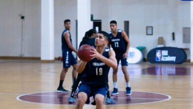 NBA Academy India graduate Riyanshu Negi signs with DME Sports Academy