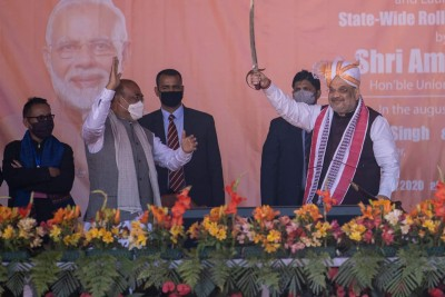 NE development PM's dream, many projects sanctioned: Amit Shah