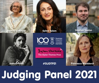 Namita Gokhale to chair jury for the 2021 Swansea University Dylan Thomas Prize