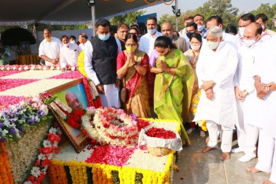 Narasimha Rao's services to nation recalled on death anniversary
