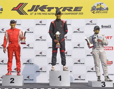 National Racing: Datta signs off round one with double win
