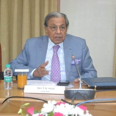 Need to constitute empowered group of domain experts for further rationalization of CSS: NK Singh