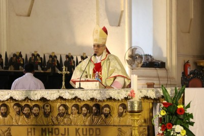 Need to fight indifference towards other faiths : Goa Archbishop