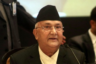 Nepal PM recommends dissolution of House