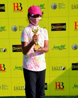 Neranjen wins South Zone Tour golf title in play-off