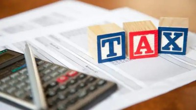 Net direct tax collection in FY21 down 13%