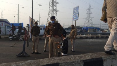 Never letting guard down: Delhi Police ramps up checking at entry points