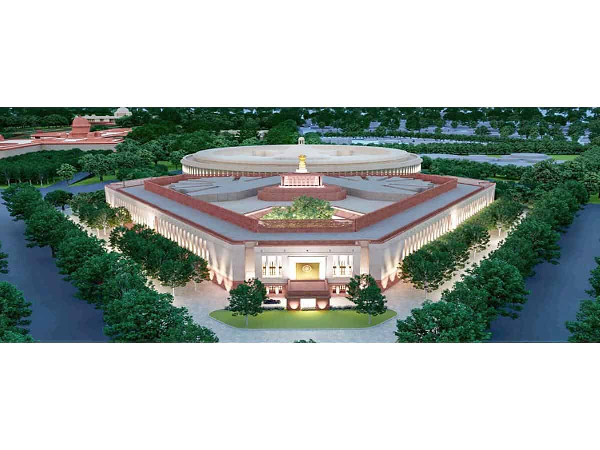 SC allows PM Modi to lay foundation for new Parliament building on Dec 10.