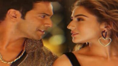 Varun Dhawan teases 'Hussn Hai Suhana' song from 'Coolie No. 1'