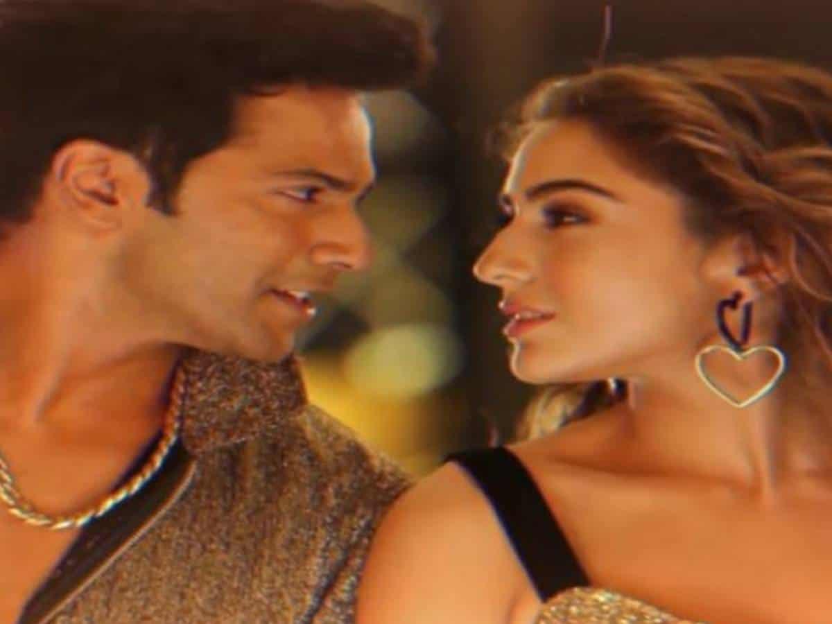 Varun Dhawan teases 'Hussn Hai Suhana' song from 'Coolie No. 1'