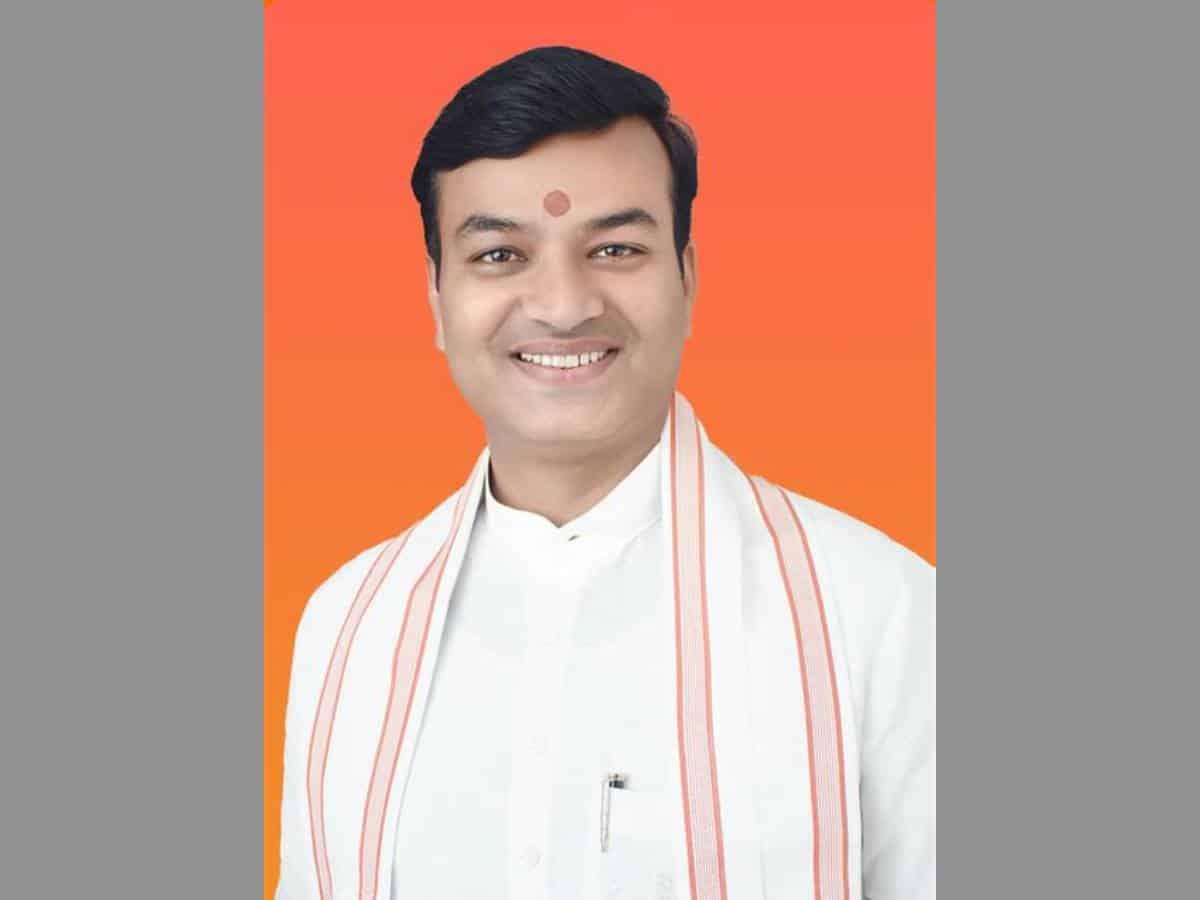 Uttar Pradesh minister Anand Swarup Shukla