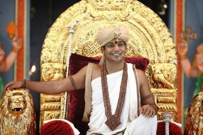 Nithyananda wants 1 lakh people to settle in 'Kailasa'