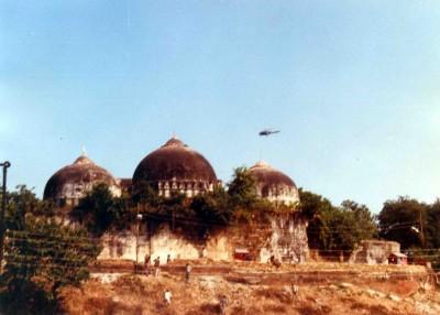 No 'black day' in Ayodhya on Babri demolition anniversary