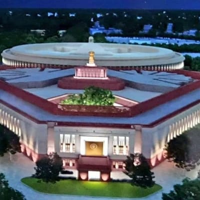 No new Central Hall, peacock, lotus theme: 10 facts of new Parliament building (IANS Special)