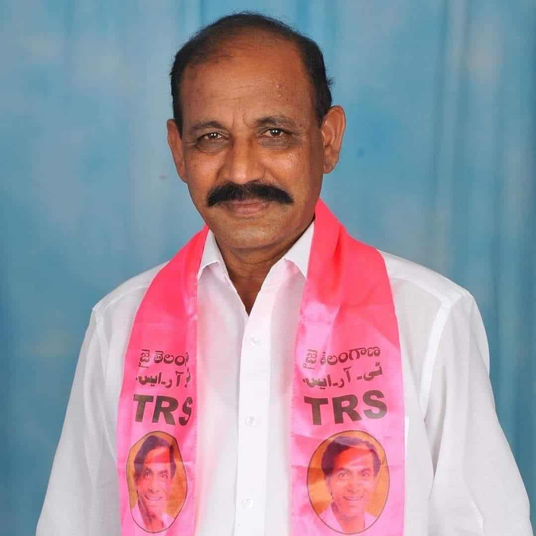TRS MLA Nomula Narasimhaiah passes away