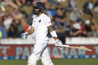 Not alarming: Kohli after India's 6 consecutive under 250 totals