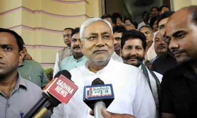Not all seems to be hunky dory between BJP-JDU over cabinet expansion in Bihar