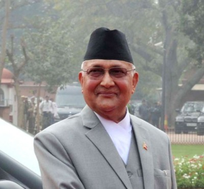 Now Oli removes Prachanda from party chairman's post