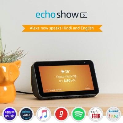 Now stream Netflix on Amazon Echo Show devices