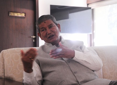 One who fights the farmer, fights God: Cong's Harish Rawat warns Centre
