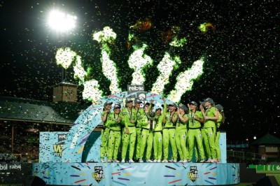 Over 1 million watched WBBL playoffs cricket matches