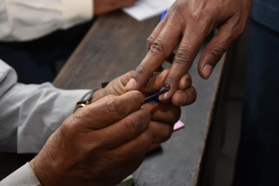 Over 43% polling in Greater Hyderabad civic polls (Roundup)