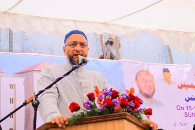 Owaisi warms up to BTP, now eyes big gains in Rajasthan