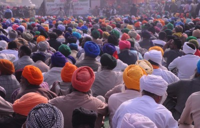 PIL in SC seeks basic amenities for protesting farmers