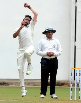 Pacer Siraj set for baptism of fire in Test cricket (Profile)