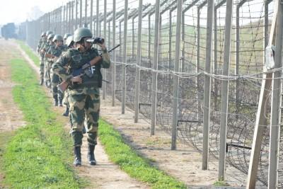 Pakistan again violates LoC ceasefire in J&K's Poonch