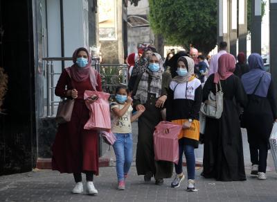 Palestine's economy down 12% due to Covid-19