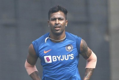 Pandya meets his son after 4 months, posts image