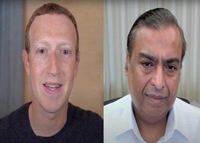 Partnership with Jio to help support millions of SMBs: Zuckerberg